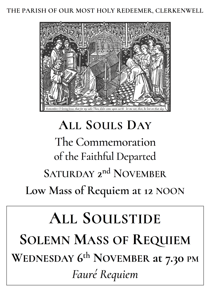 All Souls poster